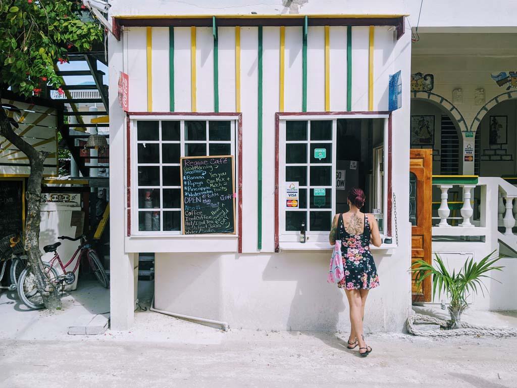 jasmin matt caye caulker belize wedding 035 - Caye Caulker, Belize