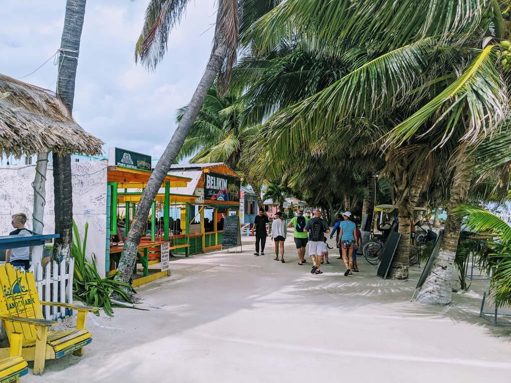 jasmin matt caye caulker belize wedding 039 - Caye Caulker, Belize