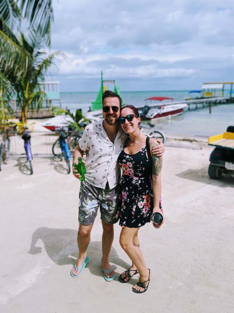 jasmin matt caye caulker belize wedding 040 - Caye Caulker, Belize