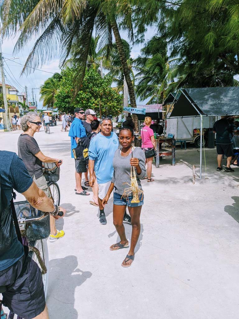 jasmin matt caye caulker belize wedding 041 - Caye Caulker, Belize