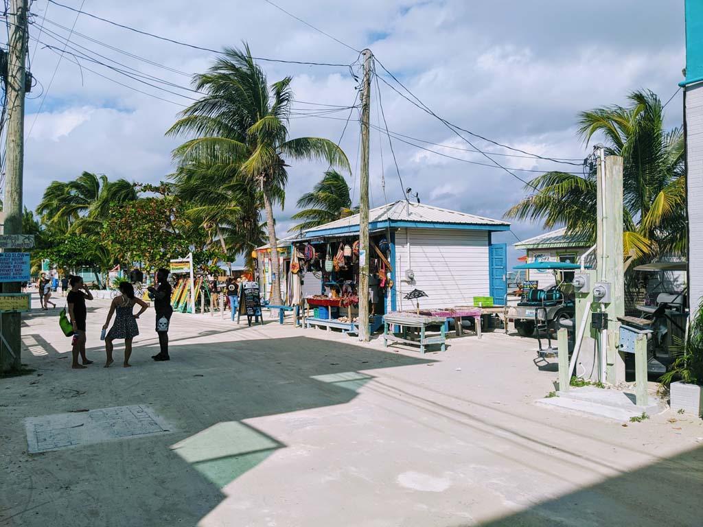 jasmin matt caye caulker belize wedding 045 - Caye Caulker, Belize