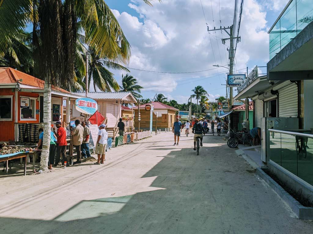 jasmin matt caye caulker belize wedding 046 - Caye Caulker, Belize