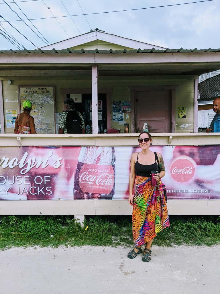 jasmin matt caye caulker belize wedding 047 - Caye Caulker, Belize