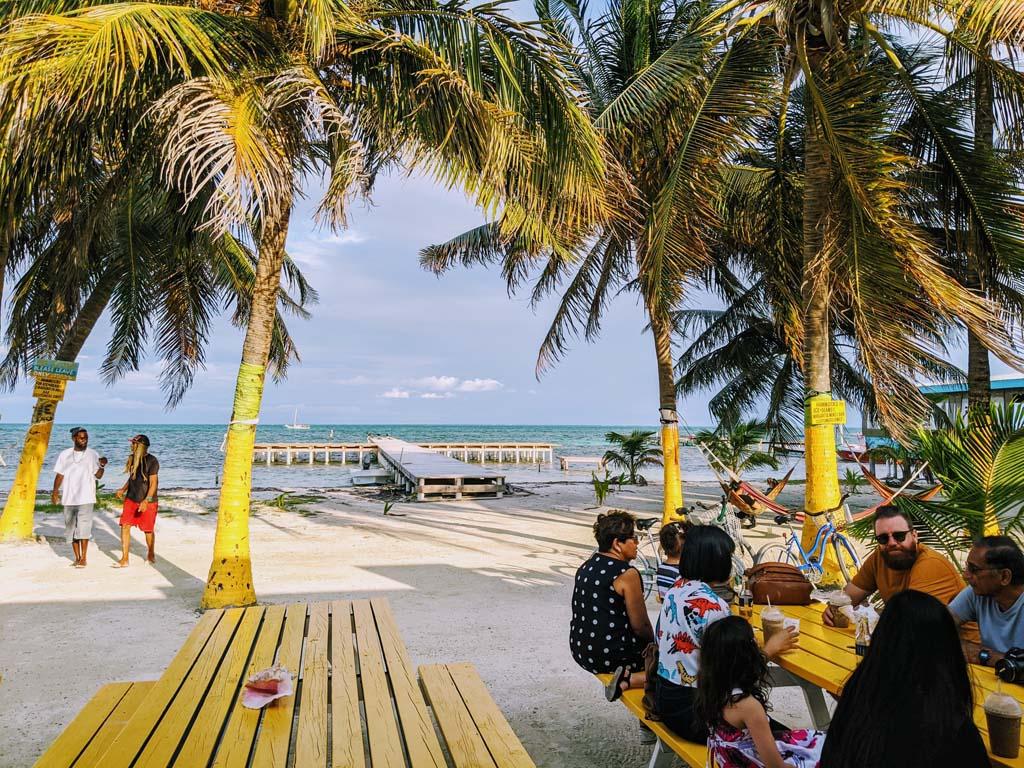 jasmin matt caye caulker belize wedding 050 - Caye Caulker, Belize