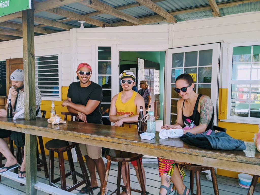 jasmin matt caye caulker belize wedding 051 - Caye Caulker, Belize