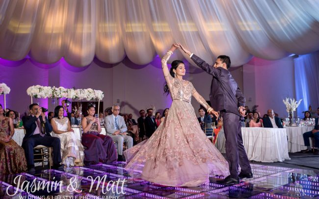 Nidhi & Nikhil - Indian Wedding Reception at El Dorado Royale