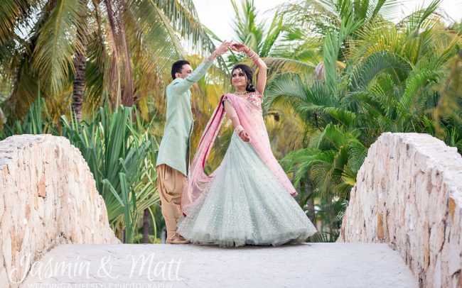 Nidhi & Nikhil - Sangeet & Garba at El Dorado Royale