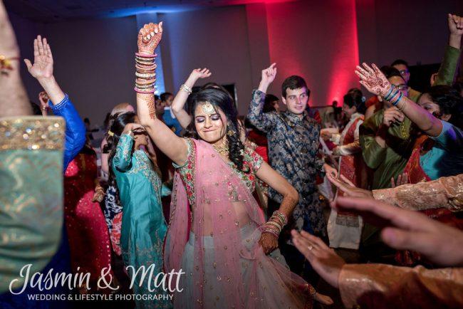 Nidhi & Nikhil Sangeet & Garba