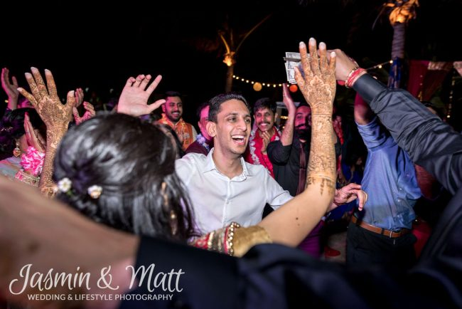 Nidhi & Nikhil Welcome Party