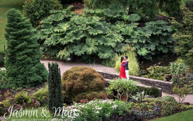 Angel & Stanley - Vancouver British Columbia Engagement Photography