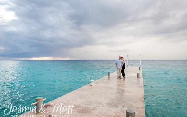 Inna & Brian - Westin Cozumel Proposal Photography
