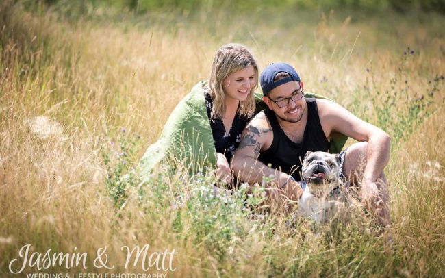 Steph & Nico - Calgary Alberta Anniversary Photography