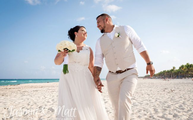 Kassandra & Vincent - Viva Wyndham Maya Destination Wedding