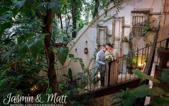 Bonnie & Tom - Hotel La Semilla Vow Renewal