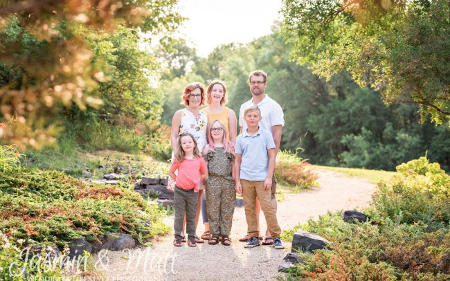 Friesen Family - Kings Park Winnipeg Manitoba Family Photography