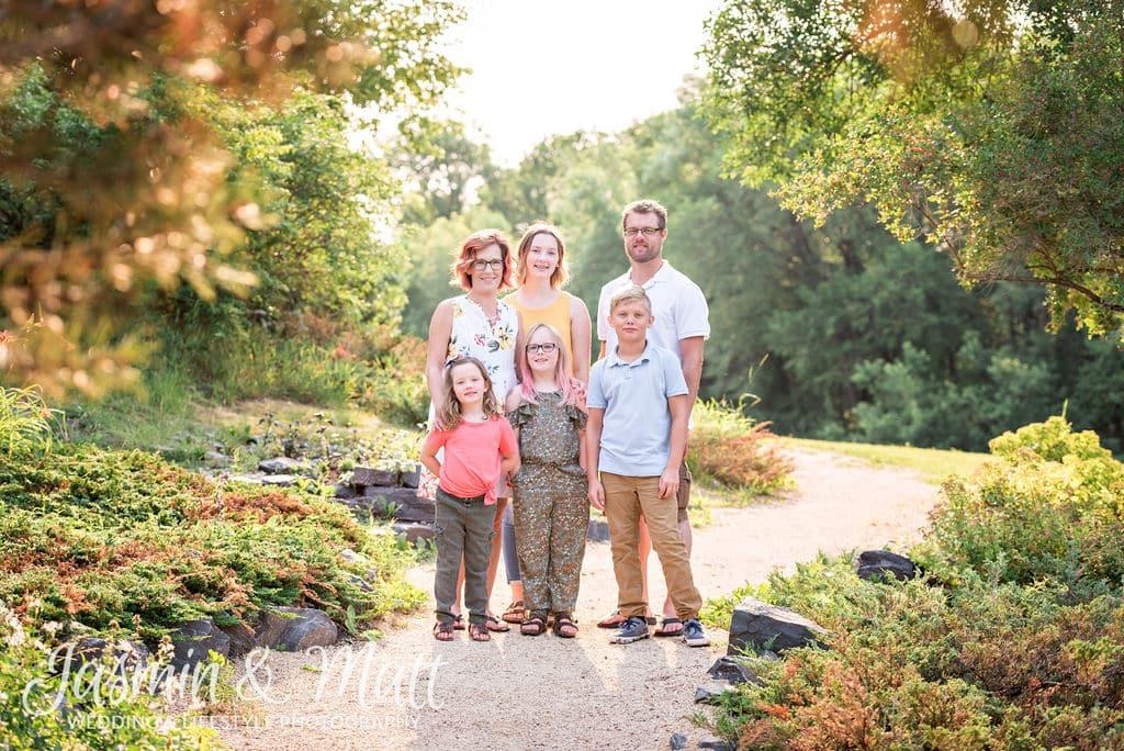 Friesen Family - Kings Park Winnipeg Manitoba Family Photography