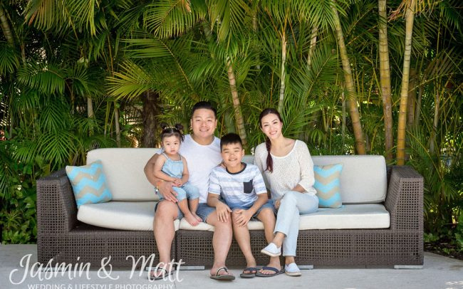 Nguyen Family - Vidanta Riviera Maya Family Photography