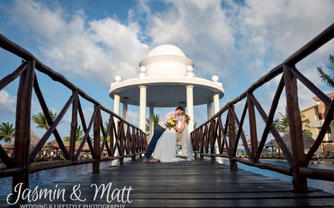Becca & Cody - Now Sapphire Riviera Cancun Destination Wedding