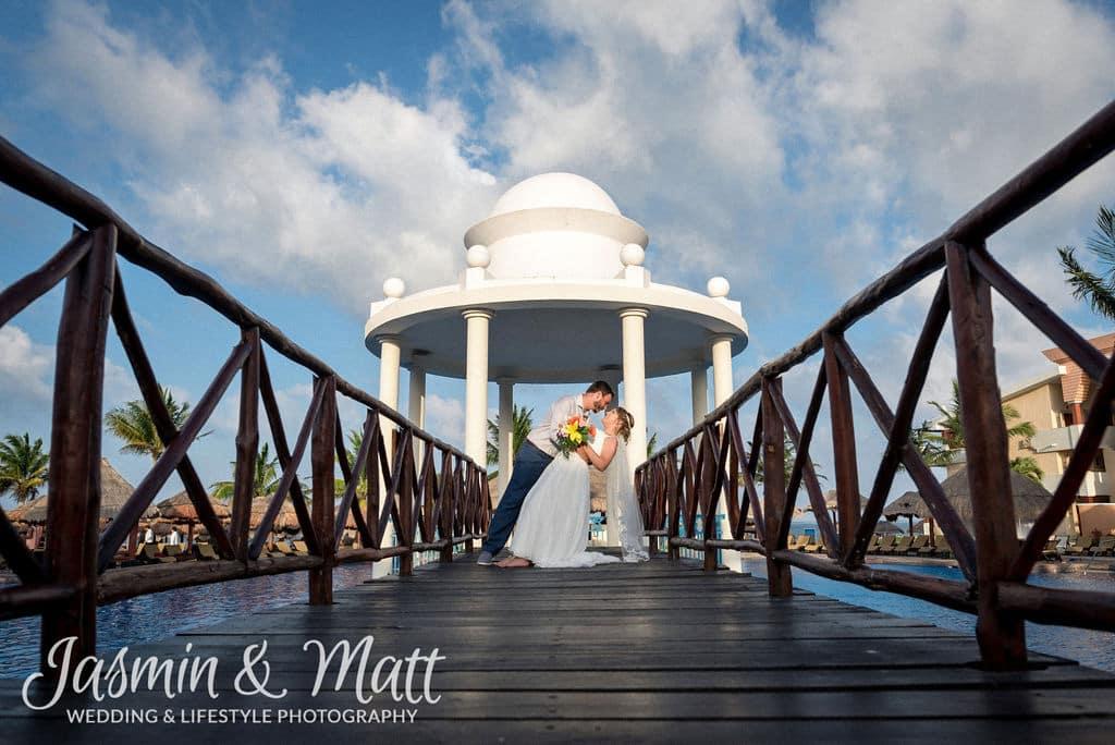 Becca & Cody - Now Sapphire Riviera Cancun Destination Wedding