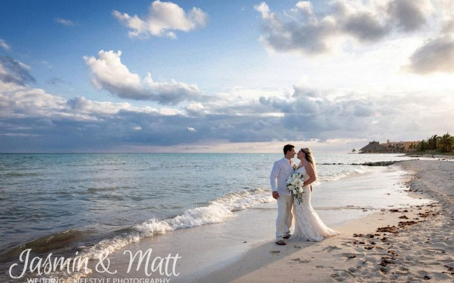 Mikayla & Jessie - Sandos Caracol Eco Resort Destination Wedding