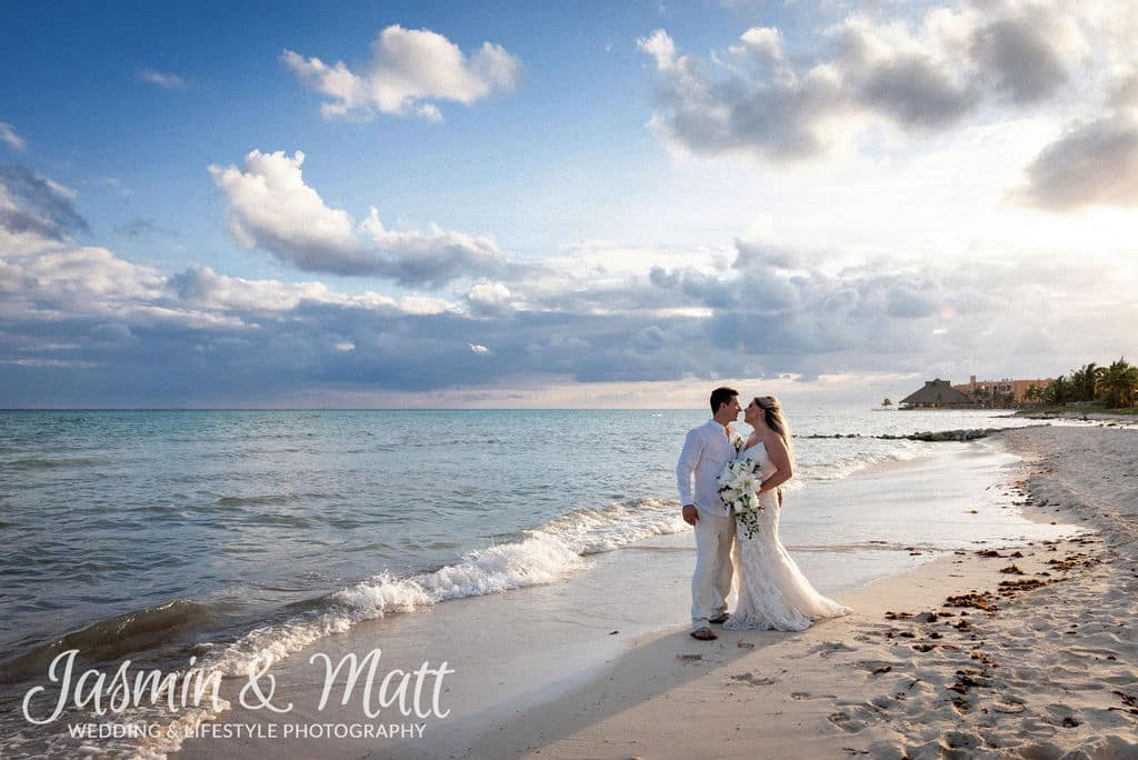 Mikayla & Jessie - Sandos Caracol Eco Resort Destination Wedding