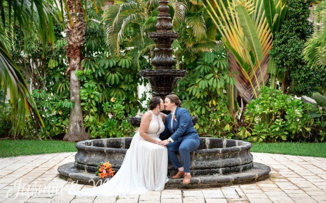 Jessica & Lindsay - Dreams Tulum Destination Wedding
