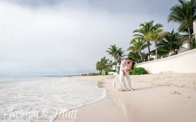 Tiffany & Paul - Villa Joya del Mar Playa Paraiso Destination Wedding
